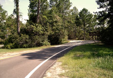 Mississippi delstatspark Royaltyfria Bilder