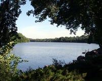 mississippi flod Arkivfoton