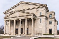 Mississippi högsta domstolenbyggnad på Jackson Royaltyfri Bild