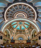 Mississippi House chamber Royalty Free Stock Photos