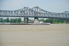 Mississippi River Boat Stock Photography