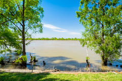 Mississippi River Royalty Free Stock Images
