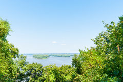 Free Mississippi River Hannibal Missouri USA Stock Photography - 65203262