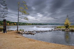 Mississippi River Headwaters Stock Photos
