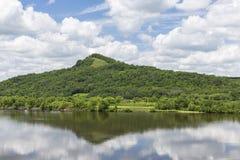 Mississippi River Scenic Stock Images