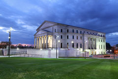Mississippi state court house Stock Photography