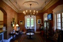 Mississippi Turystyczna informacja i odpoczynek przerwa Obraz Stock