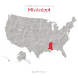 Mississippi Royalty Free Stock Photo