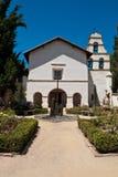 Missão de San Juan Batista Califórnia Foto de Stock