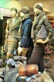 Missoni高档时尚存储在意大利 免版税库存图片