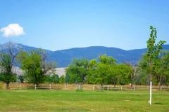 Missoula, Montana imagens de stock