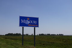 missouri Photo libre de droits