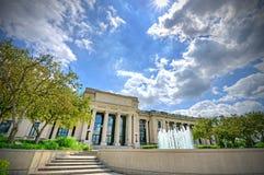 Missouri historii muzeum zdjęcia stock