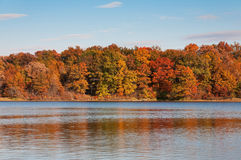 Missouri Lake Royalty Free Stock Photography
