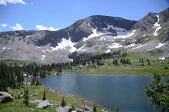 Missouri Lake - Colorado Stock Photography