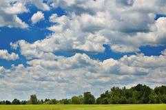 Missouri-Landschaft stockbild