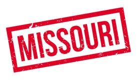Missouri rubber stamp Stock Photos