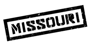 Missouri rubber stamp Royalty Free Stock Images