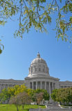 Missouri State Capital Royalty Free Stock Photo