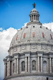 Missouri State Capitol Building Dome Royalty Free Stock Image