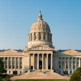 Missouri State Capitol Stock Image