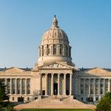 Missouri State Capitol. In Jefferson City, Missouri Stock Image