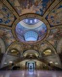 Missouri State Capitol. Rotunda of the Missouri State Capitol in Jefferson City, Missouri Stock Images