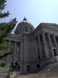 Missouri stolicy kraju budynek Fotografia Royalty Free