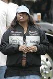 5th Annual Celebrity Cadillac Super Bowl Grand Prix. Missy Elliott participates in the 5th annual celebrity Cadillac Super Bowl Grand Prix at the American stock photo