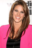 Missy Peregrym. LOS ANGELES - MAY 17:  Missy Peregrym arriving at the Love, Wedding, Marriage LA Premiere at Silver Screen Theater at the Pacific Design Center Stock Image