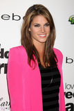Missy Peregrym. LOS ANGELES - MAY 17:  Missy Peregrym arriving at the Love, Wedding, Marriage LA Premiere at Silver Screen Theater at the Pacific Design Center Royalty Free Stock Photo