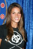 Missy Peregrym. At 'The Hit The Ground Running' party celebrating the new partnership between English Premiere League Champions Chelsea FC and Adidas Clothing Stock Photos