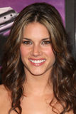 Missy Peregrym. Arriving at the 'Watchman' Premiere at Mann's Grauman's Theater in Los Angeles, CA  on March 2, 2009 Royalty Free Stock Images