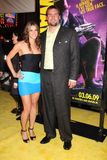 Ben Roethlisberger,Missy Peregrym Royalty Free Stock Images