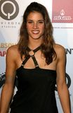 Missy Peregrym. At Flaunt Magazine's 7-Year Anniversary Party. Private Residence, Los Angeles, CA. 12-02-05 Royalty Free Stock Photography