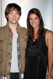 Missy Peregrym,Greg Smith Stock Images