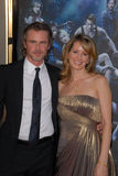 Missy Yager,Sam Trammell Royalty Free Stock Image