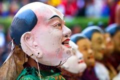 Mistério do homem poderoso, Nepal Fotos de Stock Royalty Free