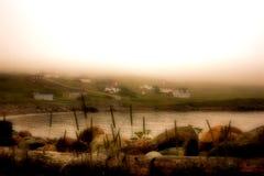 Into the Mist Stock Photo
