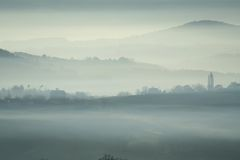 Mist Stock Photography