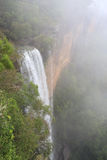 Mist and clouds at Fitzroy Falls Stock Photography