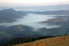 Mist Royalty Free Stock Photography
