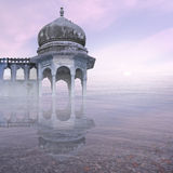 Mist in India. Stock Photos