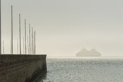 Into The Mist Stock Photography