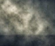 Mist in ruimte royalty-vrije stock fotografie