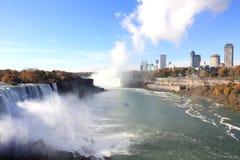 Mist 2 van Niagaradalingen Royalty-vrije Stock Foto's