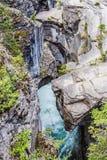 Mistaya Canyon I Stock Photography