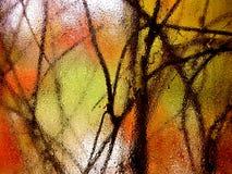 Misted exponeringsglas Royaltyfri Foto