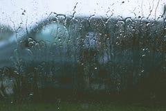 Misted exponeringsglas Bakgrund Arkivfoto