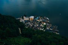 Mistek φυσικό Hallstatt Στοκ φωτογραφίες με δικαίωμα ελεύθερης χρήσης